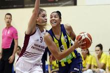 Yakın Doğu Üniversitesi Fenerbahçe maçı fotoğrafları