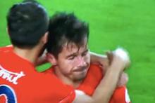 Emre Belözoğlu Fener'e gol attı sosyal medya yıkıldı!