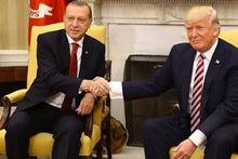 ABD Başkanı Trump'ın liderlerle tokalaşmaları