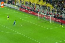 Volkan Demirel'in kaçırdığı penaltı Fenerbahçe'ye pahalıya patladı