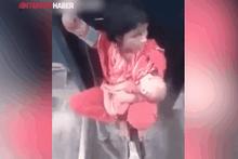 Dünyanın en zorlu yolculuğu! 4 aylık bebeği ile imkansızı başardı