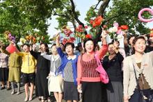 Kuzey Kore 19 Mayıs kutlaması bir de nedenine bakın