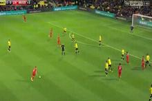 Liverpool Emre'nin nefis röveşata golüyle kazandı