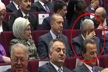 Recep Tayyip Erdoğan imzayı attı Yıldırım gözyaşlarını tutamadı