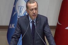Erdoğan 'Yuvama, sevdama, aşkıma bugün yeniden dönüyorum'