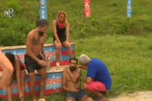 Survivor'da Serhat Akın yine fenalaştı