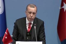 Cumhurbaşkanı Erdoğan'dan Ermeni temsilciye tepki