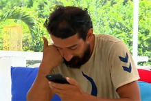 Survivor'da Serhat Akın'ın duygu dolu anları!