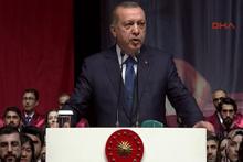 Cumhurbaşkanı Erdoğan İstanbul Tıp Fakültesi mezuniyet töreninde konuştu