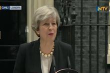 İngiltere Başbakanı canlı yayında açıkladı