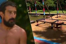 Survivor'da Sabriye parkuru şaşırınca Serhat çileden çıktı!