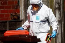 İngiliz polisinin zanlının evinde bulduğu defterde korkunç ayrıntı