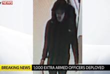 Saldırganın yeni görüntüleri ortaya çıktı