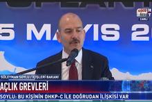 Soylu'dan Nuriye Gülmen ve öğretmen Semih Özakça açıklaması