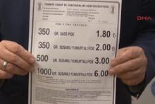 İstanbul'da satılacak pide fiyatları belli oldu