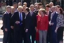 Karadağ Başbakanı'nın intikamını Macron aldı!
