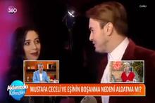 Mustafa Ceceli ve eşinin boşanma nedeni aldatma mı?