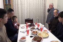 Avustralya'da ilk iftar yapıldı