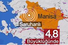 Manisa'daki depremler aylarca sürebilir