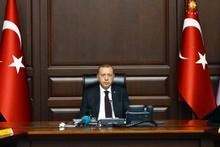 Erdoğan sessiz sedasız geldi işte ilk fotoğraflar