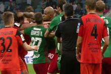 Eski Beşiktaşlı Fernandes kavga çıkardı