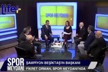 Beşiktaş Başkanı Fikret Orman çok konuşulacak açıklamalar