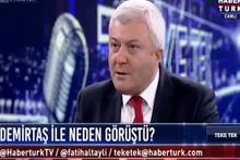 Tuncay Özkan Demirtaş'ı böyle savundu