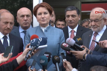 Meral Akşener'den Baykal'a tepki!