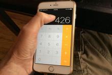 iPhone hesap makinesinde bu özelliği biliyor muydunuz?