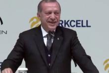 Cumhurbaşkanı Erdoğan'ın kahkahaya boğulduğu anlar