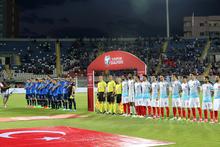 Kosova-Türkiye maçından kareler