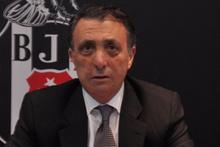 Beşiktaş 2. Başkanı Ahmet Nur Çebi'den transfer açıklaması