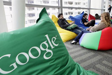 Google çalışanlarına  300 adet ev aldı