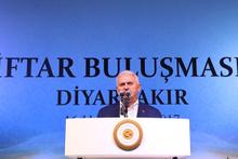 'Kürtlerin de Türklerin de sorunu terör örgütleridir'