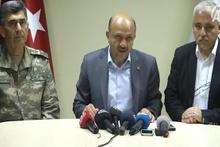 Milli Savunma Bakanı Işık: Hayati tehlikesi olan askerimiz yok