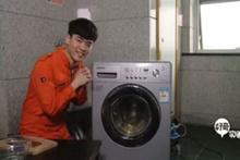 Çamaşır makinesinde yemek yaptı sosyal medya yıkıldı
