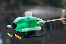 Kendi oyuncak helikopterinizi kendiniz yapın!