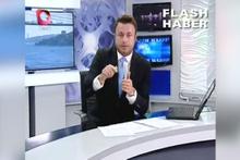 Flash TV sunucusundan asker zehirlenmelerine sert tepki!