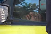 Ağaca çarpan takside can pazarı! Dakikalarca öylece bekledi