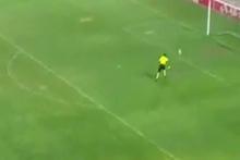 Fair-play pasından gol yiyen kaleci