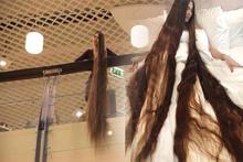 Rapunzel gerçekmiş! Saçları tam 5 metre