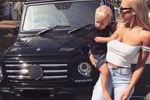 Onlar da instagram'ın zengin ebeveynleri bebekler lüks içinde