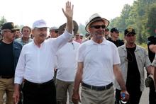 Kılıçdaroğlu nerede 13. gün böyle başladı