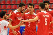 Türkiye ilk maçını kazandı