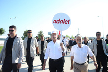 Kılıçdaroğlu'nun önünde tabanca mermisi bulundu