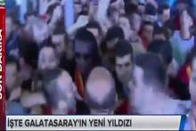 Bafetimbi Gomis İstanbul'a geldi