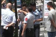Şişli'de büyük banka soygunu