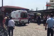 Beşiktaş'ın tekneli kutlamasında kaza: 2 yaralı
