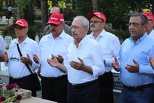 Kılıçdaroğlu'ndan yürüyüşün 16. gününde sürpriz ziyaret