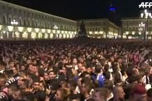 Real Madrid-Juventus maçında bomba paniği